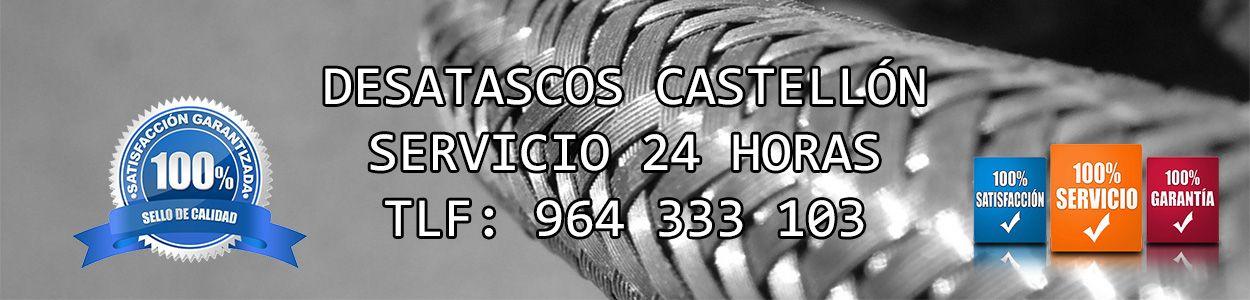 Desatascos Castellón